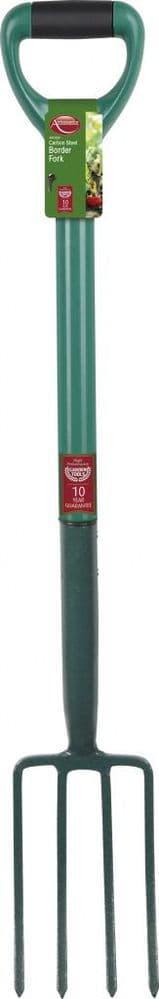 Ambassador Carbon Steel Border Fork - Length: 93cm